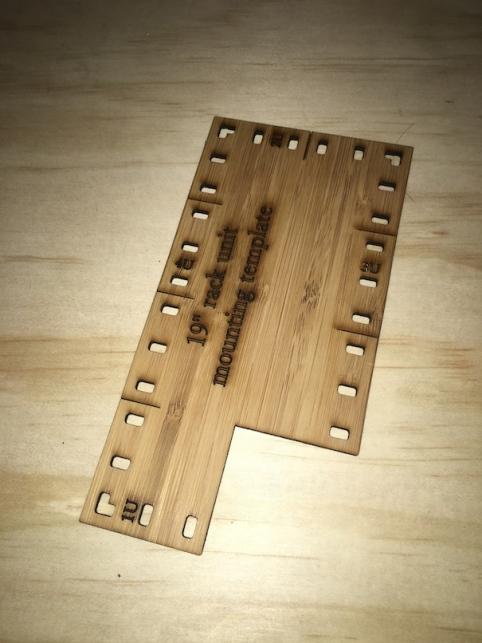 19 inch rack template final