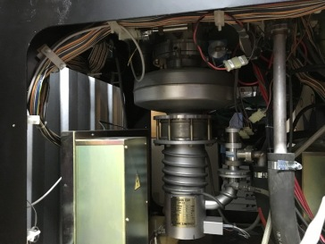 microscope oil diffusion vacuum pump