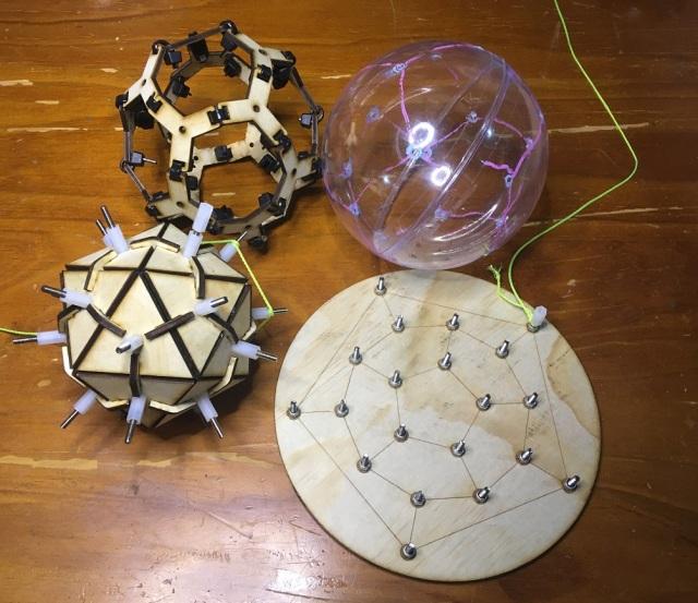 Roman dodecahedron prototypes v01